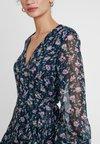 Miley D'été DressRobe Lilac Floral Bardot OnX0k8wP