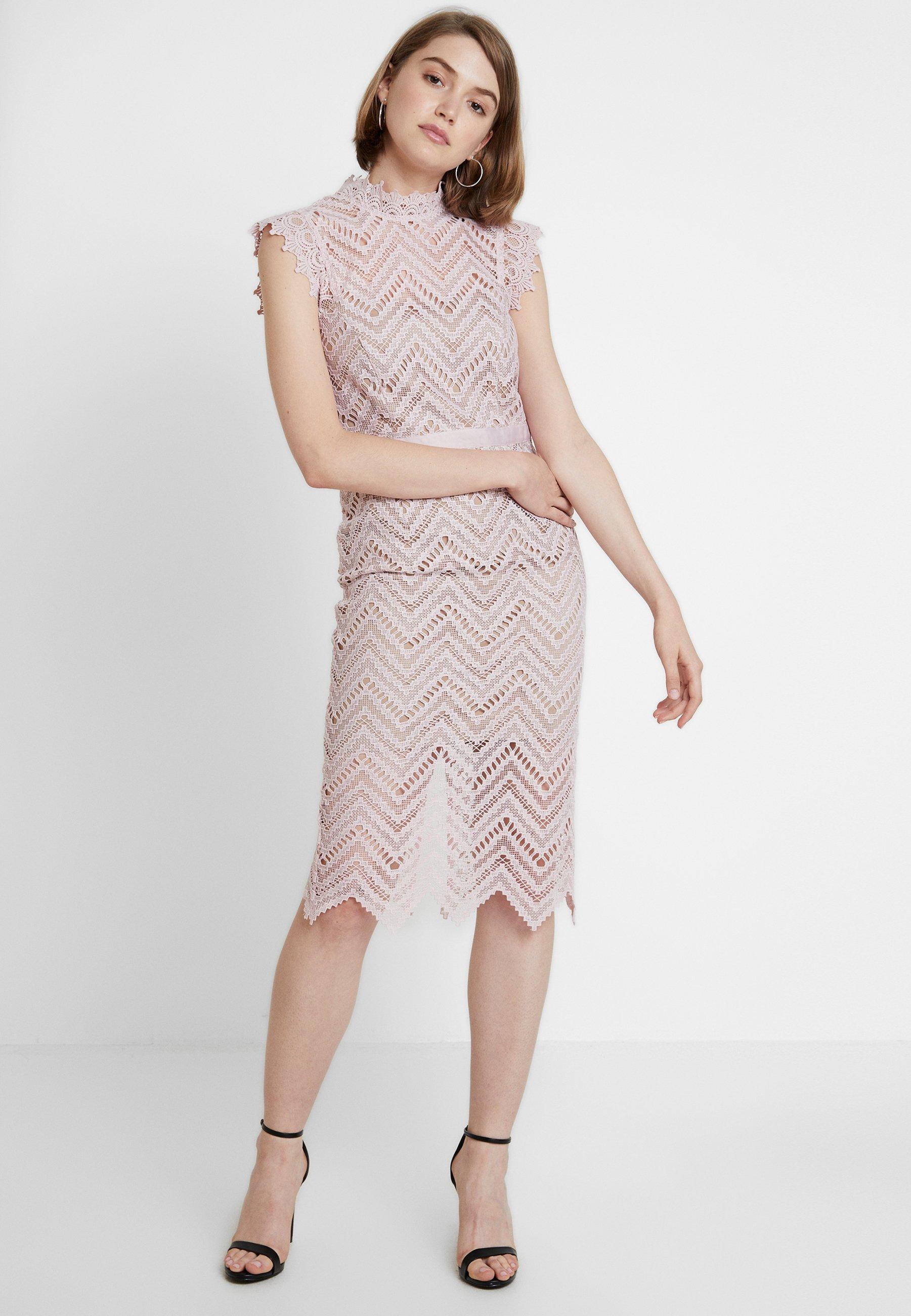 Bardot Robe de soirée - rose clair soft pink