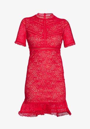 THEODORA DRESS - Cocktail dress / Party dress - fire red