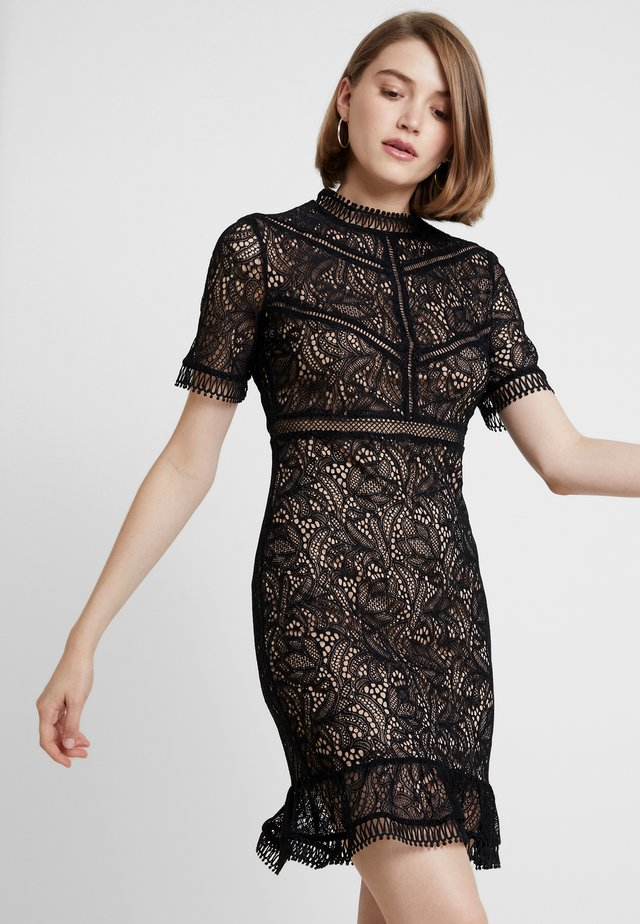 THEODORA DRESS - Cocktailkjoler / festkjoler - black