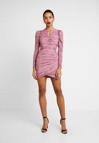 Bardot - CHARLOTTE DRESS - Robe fourreau - pink haze - 2