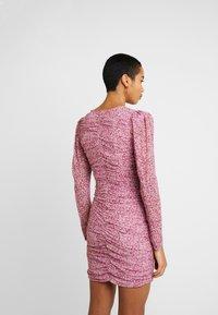Bardot - CHARLOTTE DRESS - Robe fourreau - pink haze - 3