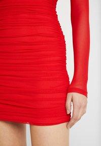Bardot - TASHA DRESS - Juhlamekko - crimson red - 6