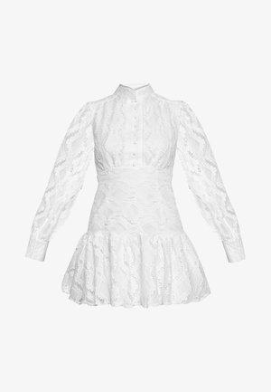 REMY DRESS - Cocktailklänning - ivory