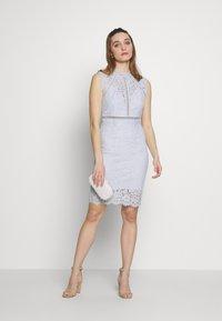 Bardot - PANEL DRESS - Cocktailkjole - blue mist - 1