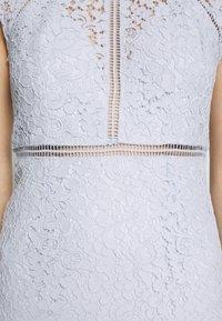 Bardot - PANEL DRESS - Cocktailkjole - blue mist - 6