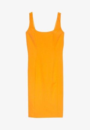 CHIARA DRESS - Robe fourreau - mandarin
