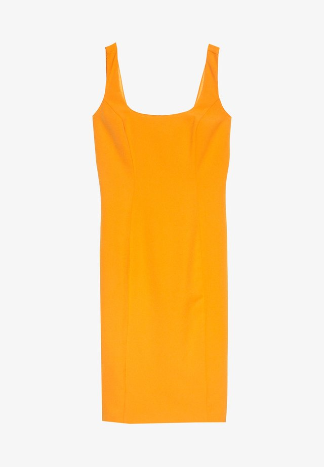 CHIARA DRESS - Etuikjoler - mandarin