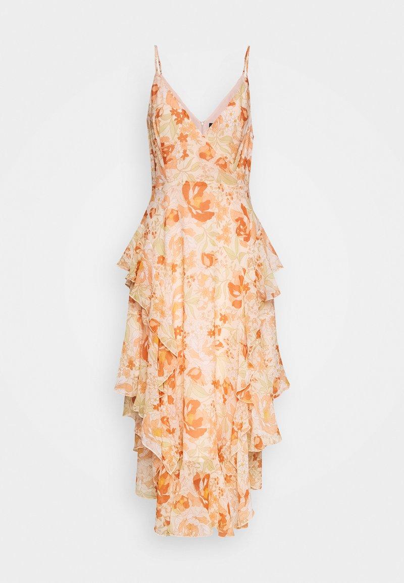 Bardot - ROCHELLEFLUTTER DRESS - Denní šaty - retro