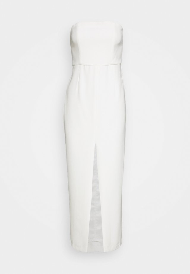 AMELIE MIDI DRESS - Gallakjole - ivory