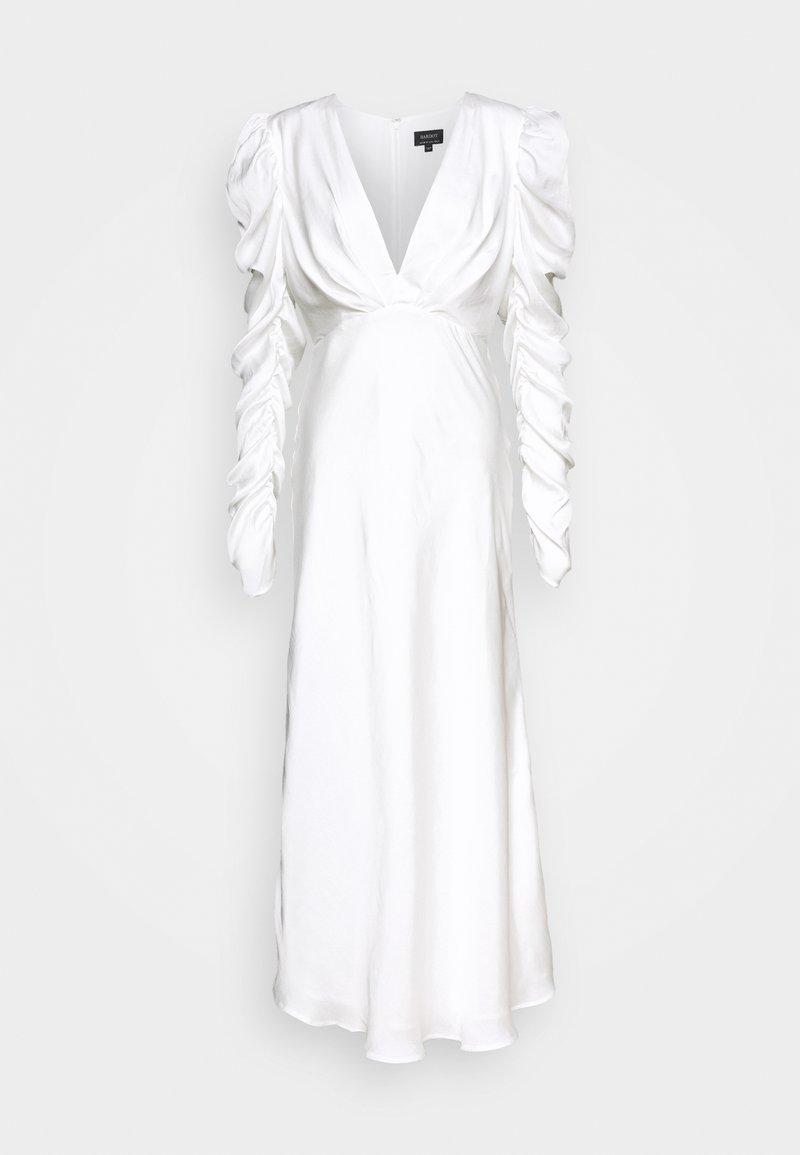 Bardot - ZARIA DRESS - Společenské šaty - ivory