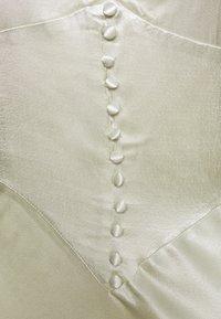 Bardot - ZELDA SLIP DRESS - Długa sukienka - pistachio - 2