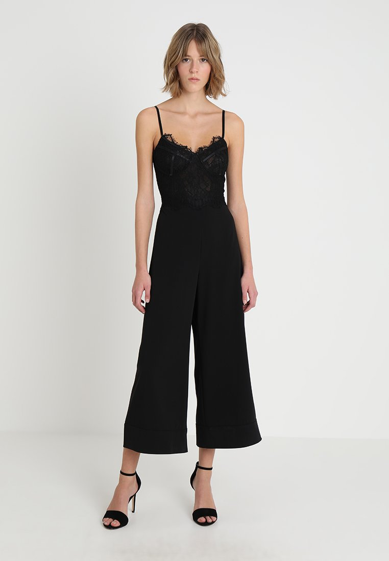 Bardot - BRITTNEY  - Jumpsuit - black