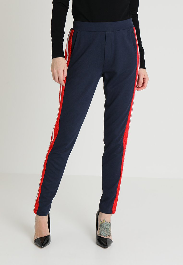 Betty & Co - Trousers - navy blue