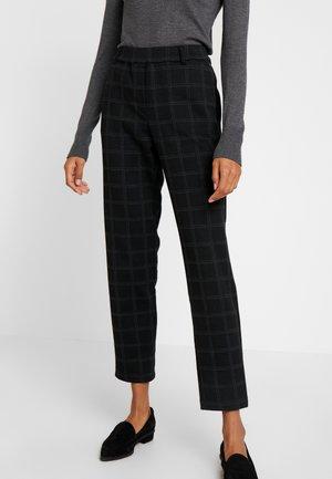 Kalhoty - black/grey