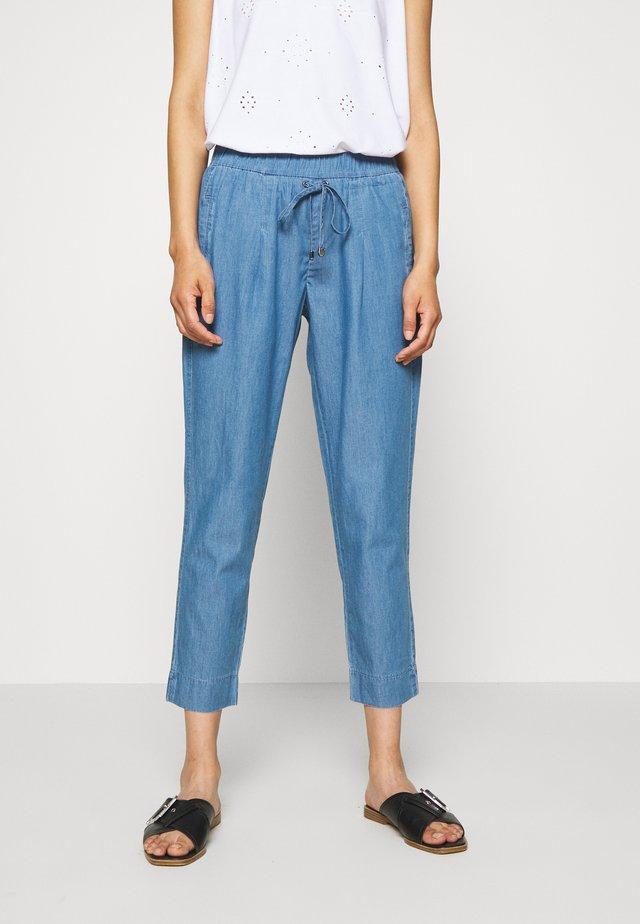 Bukse - blue denim