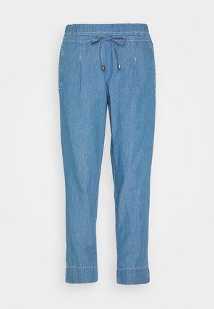 Kalhoty - blue denim