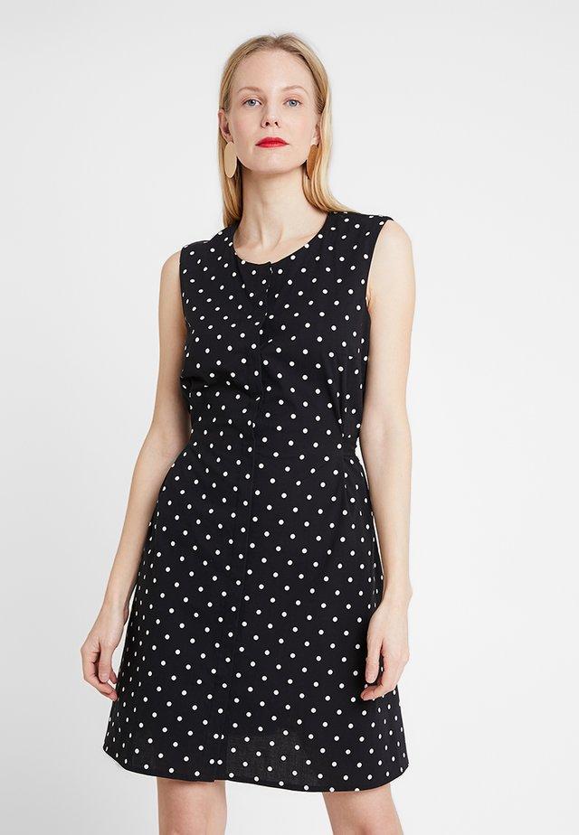 Vestito elegante - black/white