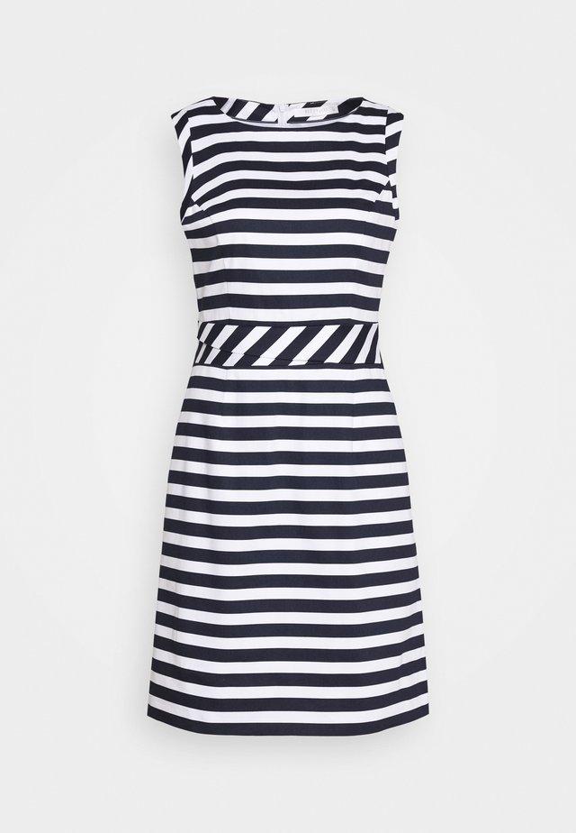 KLEIDER - Sukienka letnia - blue/white
