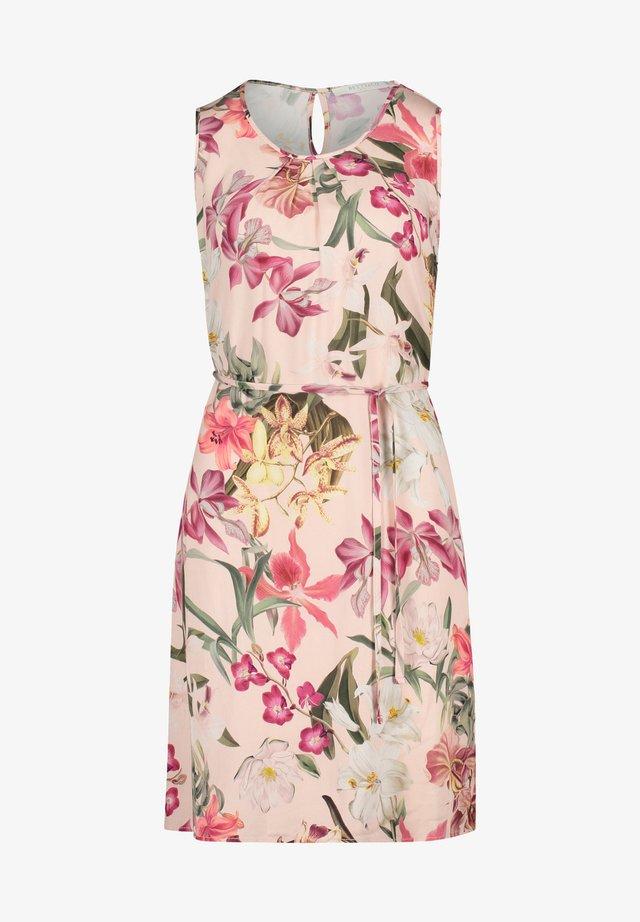 Day dress - rosa/violett