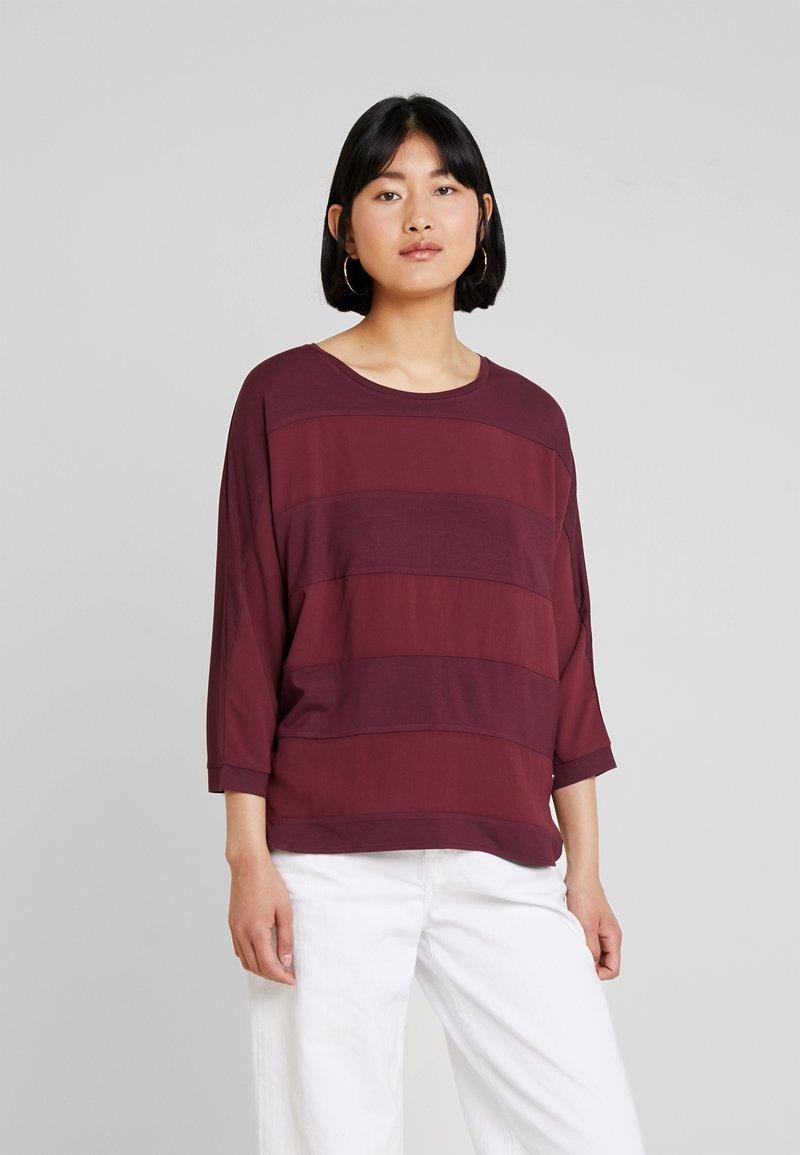 Betty & Co - Camiseta de manga larga - purple red