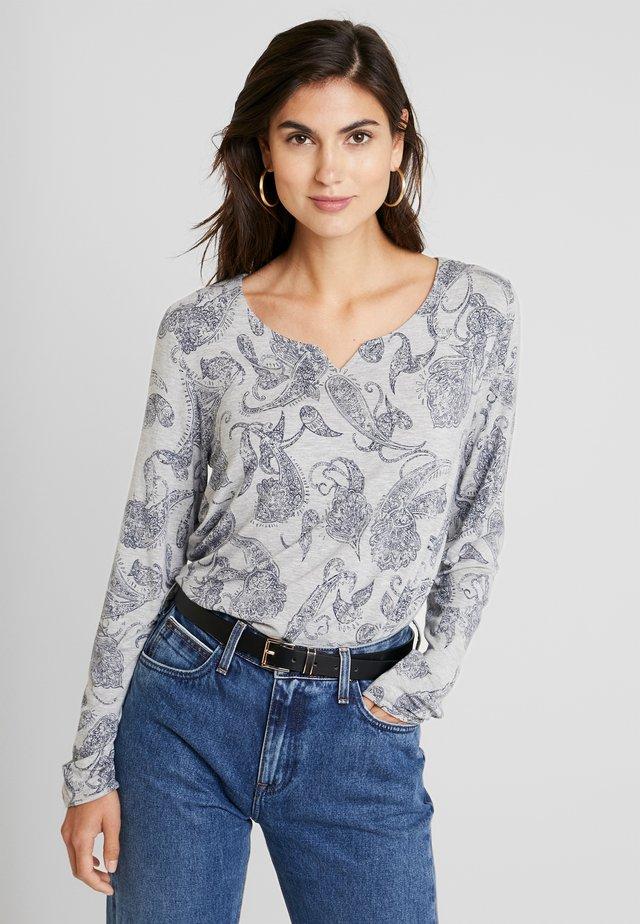 MASSTAB - Langærmede T-shirts - grey