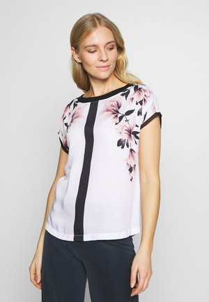 MASSTAB - Blouse - white/rosé