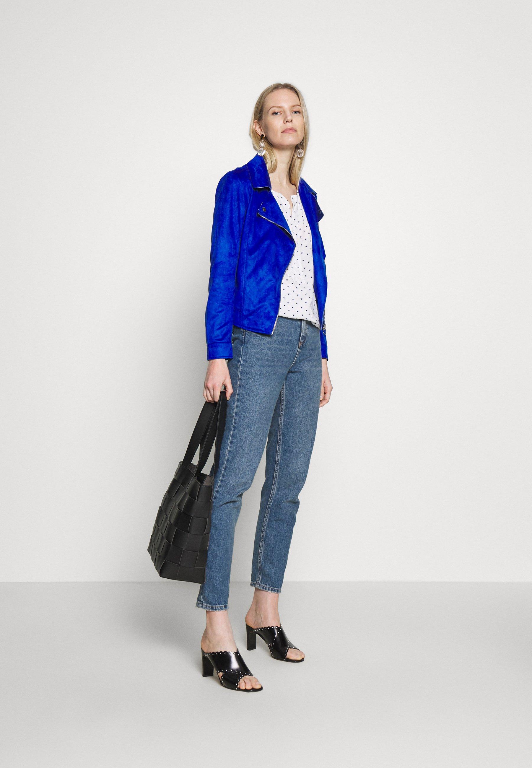Betty & Co Blus - White/blue