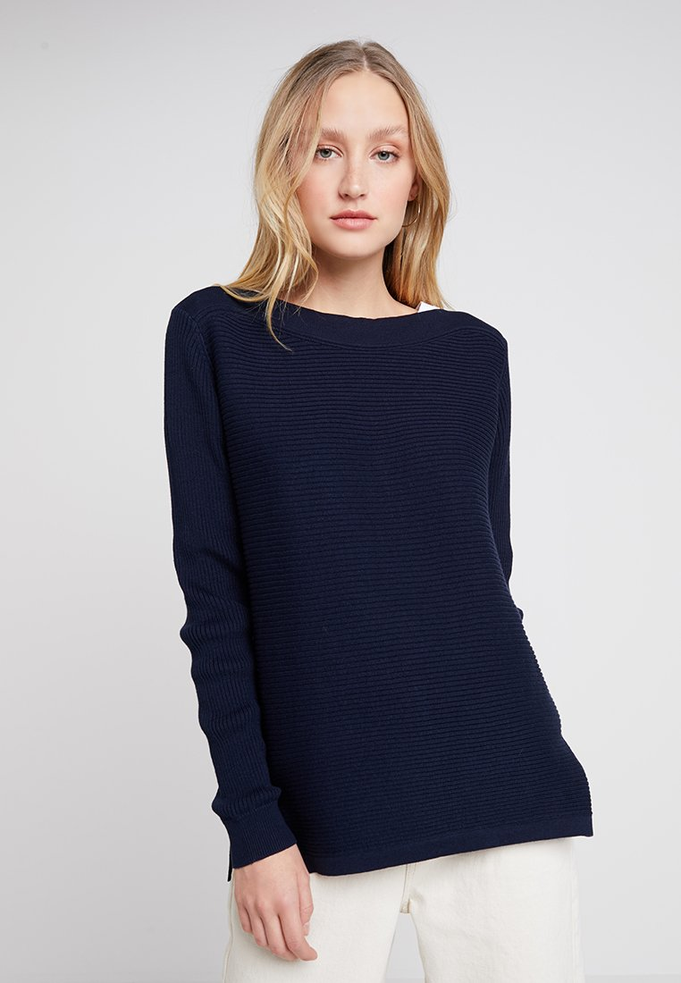 Betty & Co - Strickpullover - navy blue