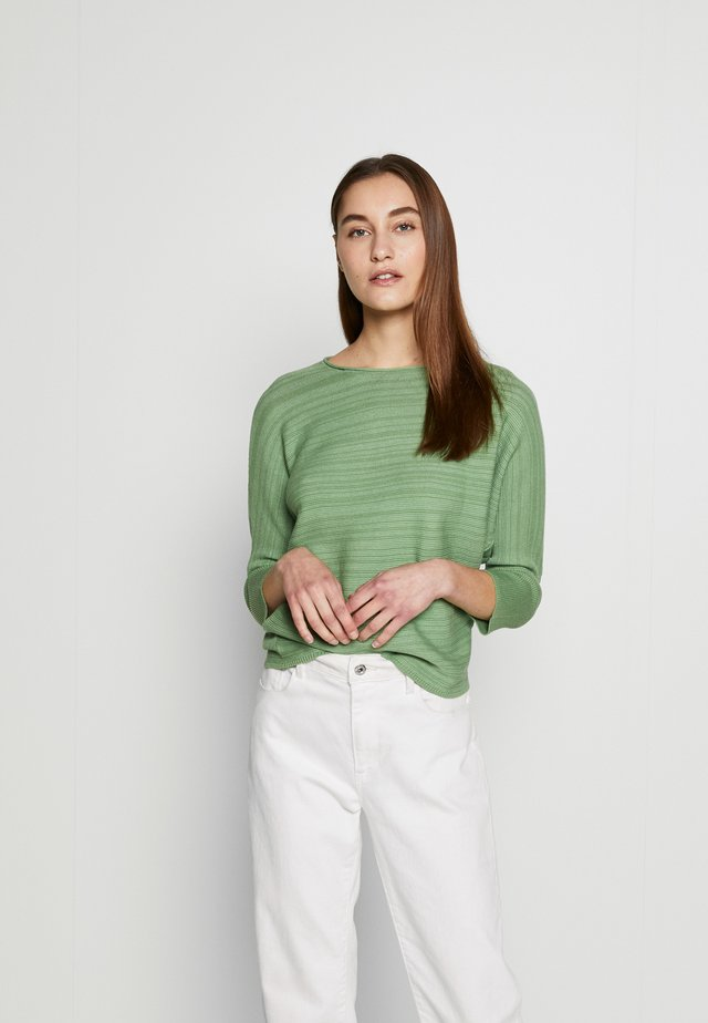 Jersey de punto - green