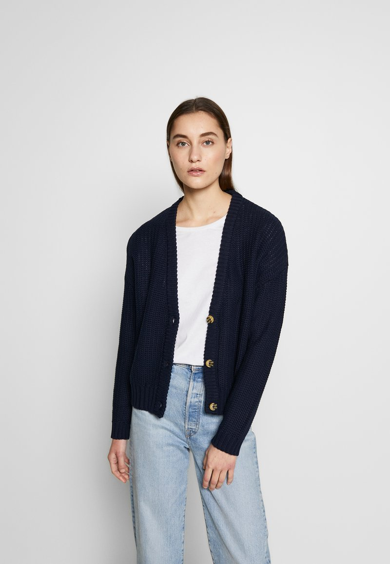 Betty & Co - Vest - blue