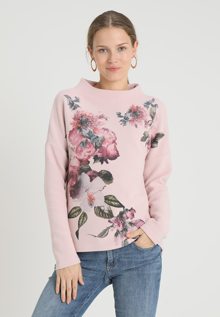 Betty & Co - Sweatshirt - rosé/blue