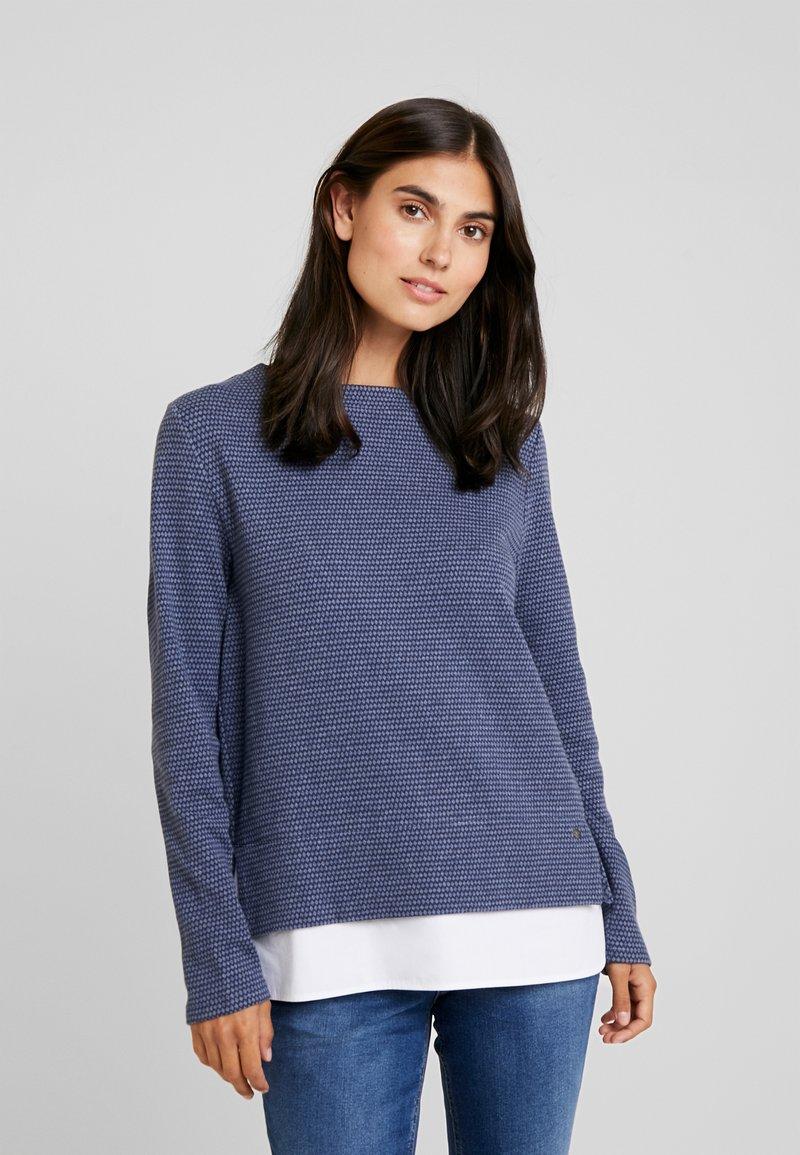 Betty & Co - Sweatshirt - blue/light blue