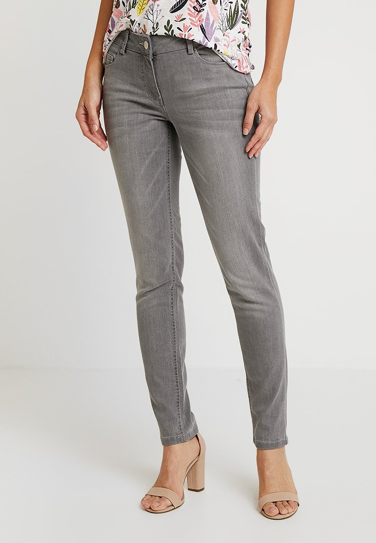 Betty & Co - Jeans Slim Fit - light stone