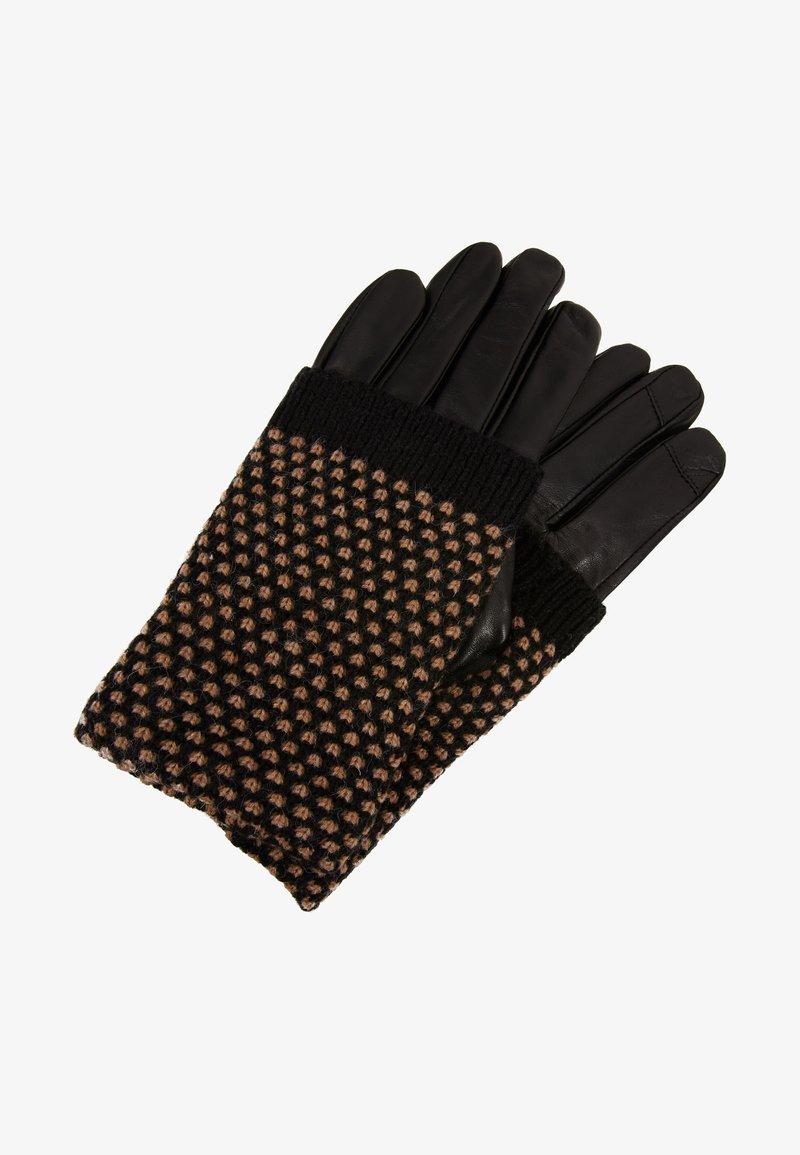 Becksöndergaard - RIGA GLOVE - Fingerhandschuh - soft beige
