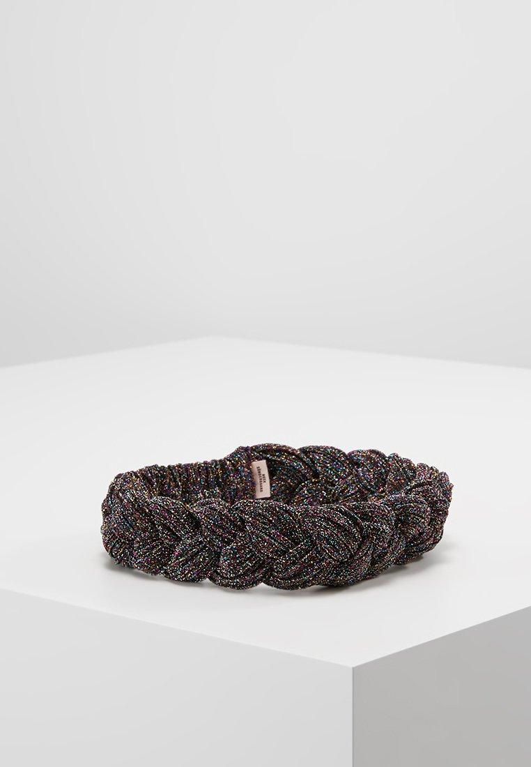 Becksöndergaard - BRAIDED HAIRBAND - Ear warmers - multi-coloured