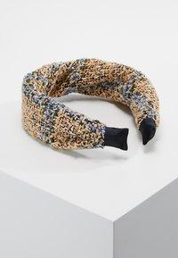 Becksöndergaard - HEADBAND OLIVIAN - Hårstyling-accessories - brownish - 4