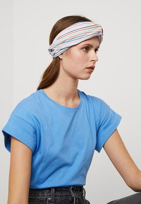 Becksöndergaard - STRIPES HAIRBAND - Hair Styling Accessory - multicolor - 1