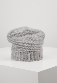 Becksöndergaard - MIX BEANIE - Bonnet - light grey melange - 0