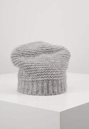 MIX BEANIE - Čepice - light grey melange