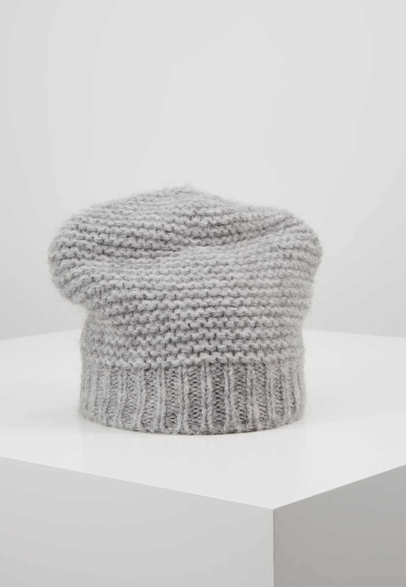 Becksöndergaard - MIX BEANIE - Bonnet - light grey melange
