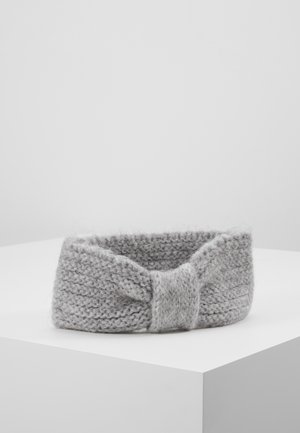 LINA MIX HEADBAND - Ohrenwärmer - light grey melange