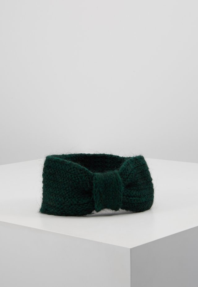 LINA MIX HEADBAND - Nauszniki - green