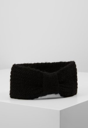 LINA MIX HEADBAND - Ohrenwärmer - black