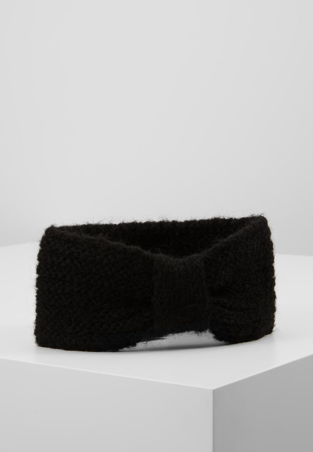 LINA MIX HEADBAND - Nauszniki - black