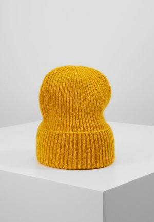 JADIA MIX BEANIE - Pipo - golden yellow