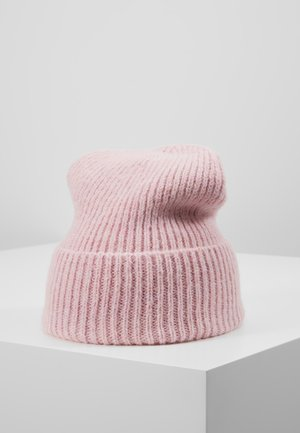 JADIA MIX BEANIE - Muts - rose
