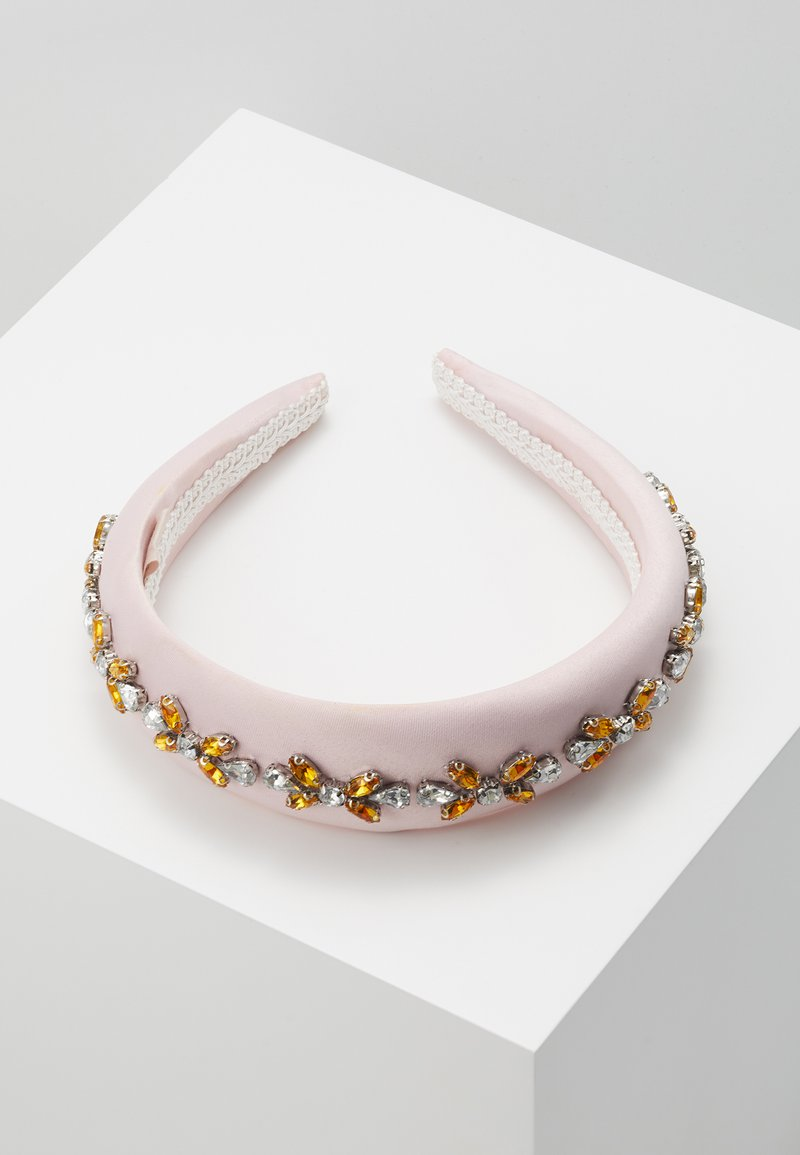 Becksöndergaard - EMBELLISHED APALIS HAIRBRACE - Hair Styling Accessory - barely pink