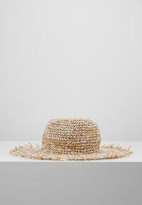 Becksöndergaard - MIX WALDEN HAT - Hut - nature - 2