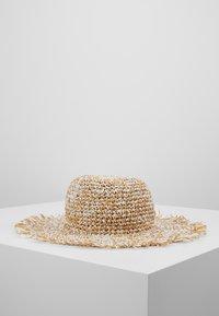 Becksöndergaard - MIX WALDEN HAT - Hut - nature - 0